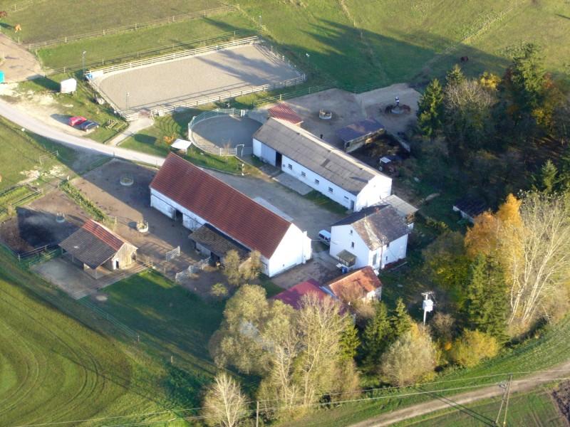 Luftbild Riedmühl-Ranch 2009-11