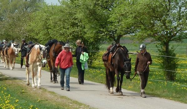 Wanderritt Beltane 2010